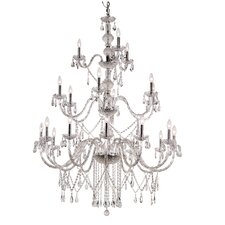 21 Light Chandelier