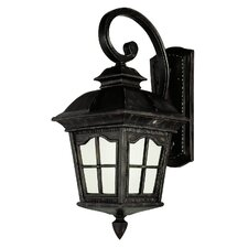 1 Light Outdoor Down-Light Wall Lantern