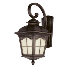 1 Light Outdoor Small Down-Light Wall Lantern