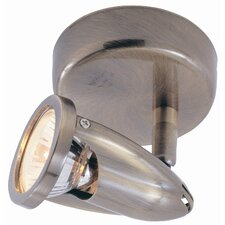 Modern Track Lights 1 Lgiht Semi Flush Mount