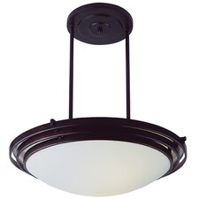 <strong>TransGlobe Lighting</strong> Indoor Semi Flush Mount