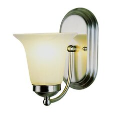 <strong>TransGlobe Lighting</strong> 1 Light Wall Sconce
