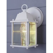 <strong>TransGlobe Lighting</strong> Outdoor 1 Light Wall Lantern