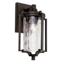 <strong>TransGlobe Lighting</strong> Coastal Sea 1 Light Outdoor Wall Lantern