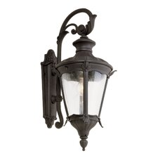 Imperial Leaf 1 Light Wall Lantern