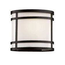 Cityscape 1 Light Outdoor Wall Sconce