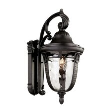 Braided Roman 1 Light Outdoor Wall Lantern