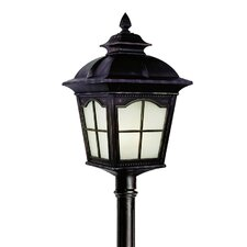 "1 Light 86.25"" Post Lantern Set"