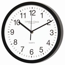 Cased Wall Clock