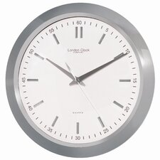 Wall Clock with Raised Markers