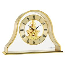 Napoleon Skeleton Mantel Clock
