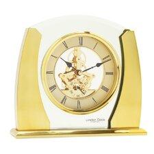 Skeleton Mantel Clock