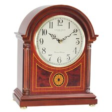 Mantel Clock in Walnut