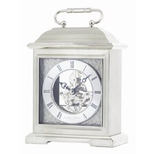 Classic Skeleton Movement Carriage Clock