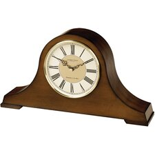 Napoleon Mantel Clock With Roman Dial