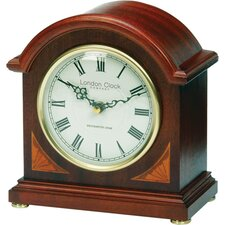 Break Arch Mantle Clock