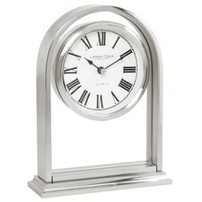 Traditional Arch Top Mantel Clock