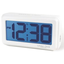 Large Digit LCD Alarm Clock