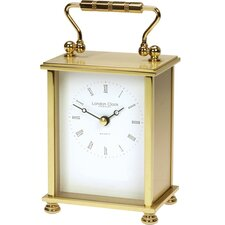 <strong>London Clock Company</strong> Carriage Mantel Clock