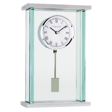 Tall Mantel Clock