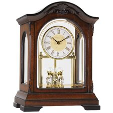 Break Arch Mantel Clock