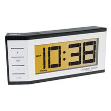 Large Digit Alarm Clock