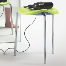 "Well 18"" Stackable Bar Stool (Set of 4)"
