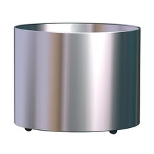 Nox Flora Round Planter on Casters