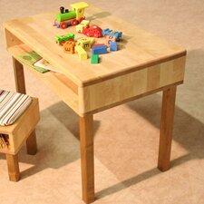 """Kindertisch """"Natura"""" mit Ablagefach"""