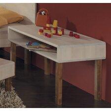 """Kindertisch """"Natura"""" in Birke / Weiß-geölt"""