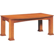 Prominence Bow Top Executive Table Writing Desk