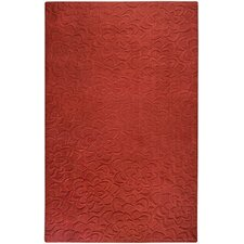 Sculpture Red Rug
