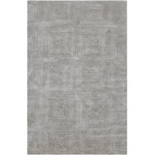 <strong>Candice Olson Rugs</strong> Luminous Blue Gray Rug
