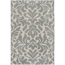 Market Place Blue/Cream Rug