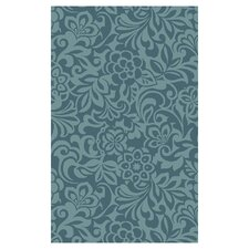 Modern Classics Teal Blue/Stormy Sea Rug
