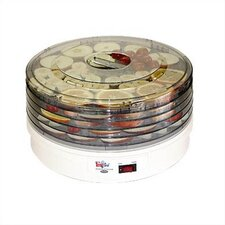 <strong>Total Chef</strong> 5 Tray Food Dehydrator