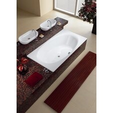 "Luxxo Duo 75"" x 39"" Bathtub"