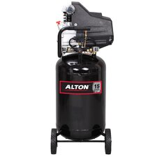 15 Gallon Vertical Tank Single Stage Air Compressor