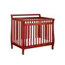 <strong>AFG Furniture</strong> Athena Mini Amy Convertible Crib Set