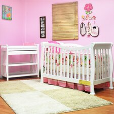 Nadia 3-in-1 Convertible Crib Set