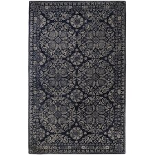 Smithsonian China Blue Area Rug