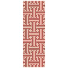 Archive Coral/Ivory Rug