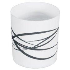 13cm Tischabfallbehälter in Weiß
