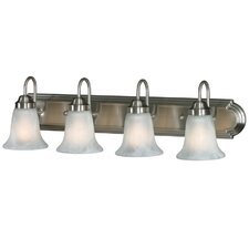 Brookfield 4 Light Vanity Light