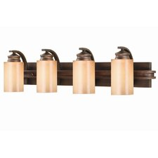 Hidalgo 4 Light Bath Vanity Light