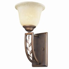 Woodbriar 1 Light Wall Sconce