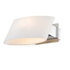 <strong>Golden Lighting</strong> Clio 1 Light Wall Sconce
