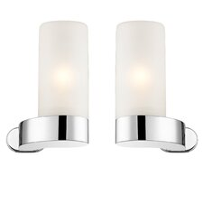Octa 2 Light Wall Sconce