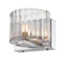 Clara 1 Light Wall Sconce