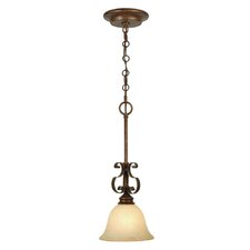 Rockefeller 1 Light Mini Pendant